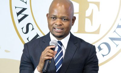 BSE CEO: Thapelo Tsheole