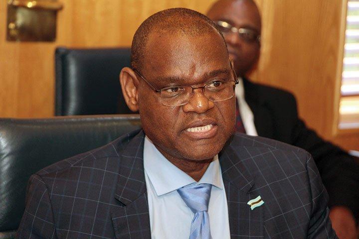 BOB Governor: Moses Pelaelo