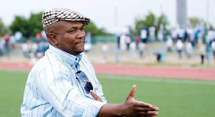 Coaches Association of Botswana interim President - Chicco Nare