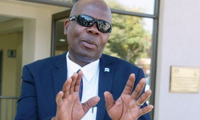 Director General Peter Fana Magosi