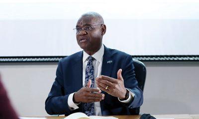 BoB Governor Moses Pelaelo