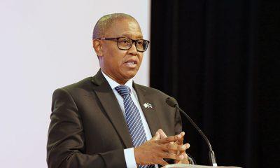 Minister Matsheka