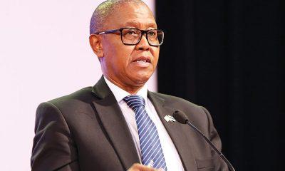 Dr Thapelo Matsheka