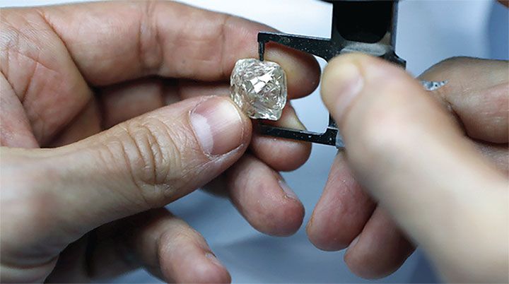 Diamond-rough-sales-sparkles-after-28-percent-fall-and-lockdowns..
