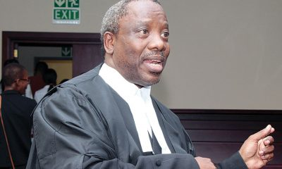 Legal Eagle: Advocate Pilane