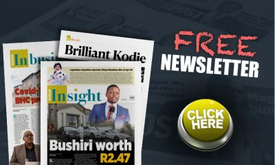 Weekend Insight Newsletter Volume 2