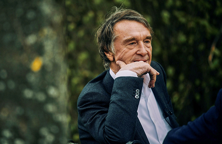 Jim James Ratcliffe - Ineos Group Ltd